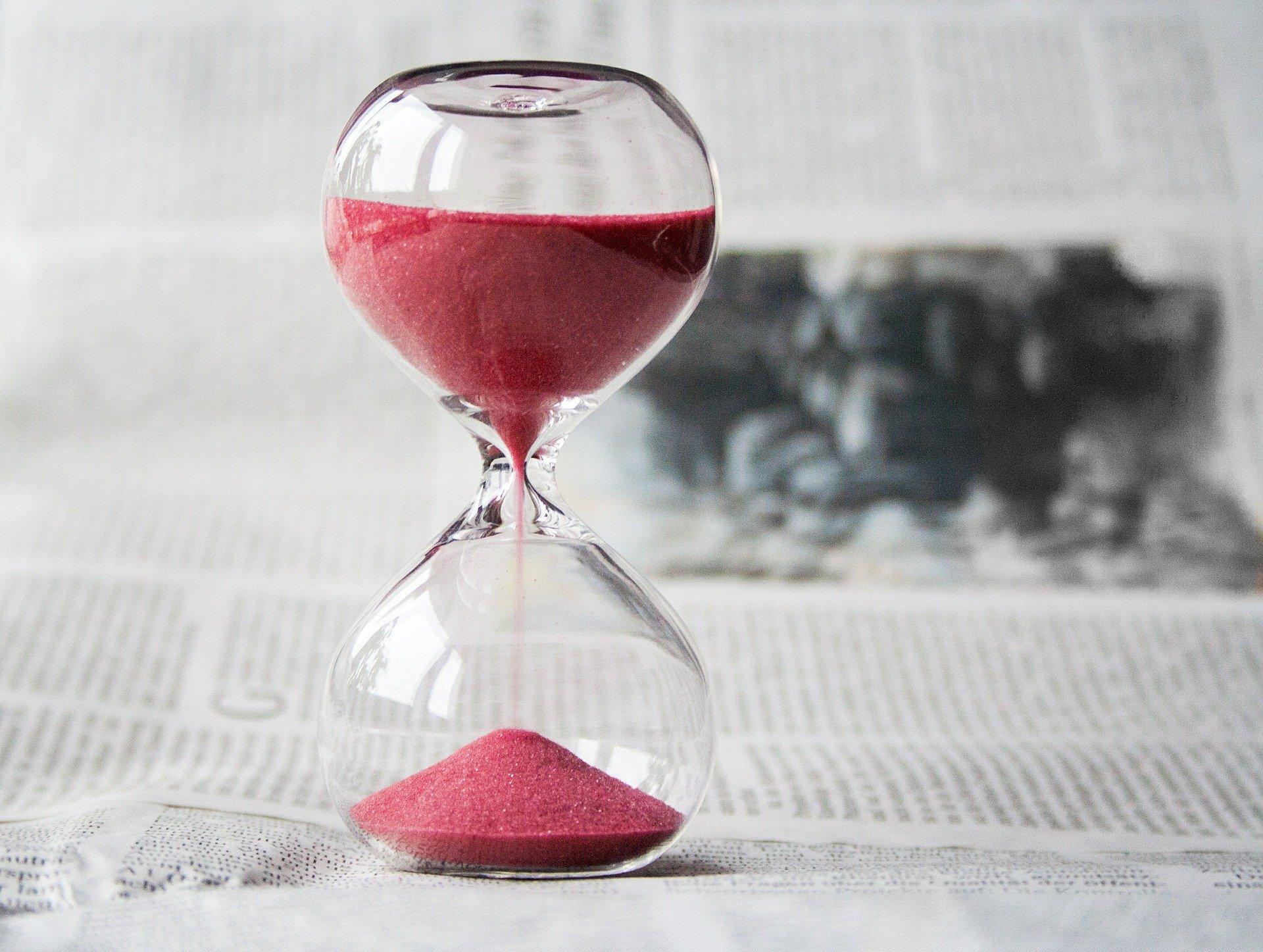 Zeitgewinnen mit besserer Internetseite