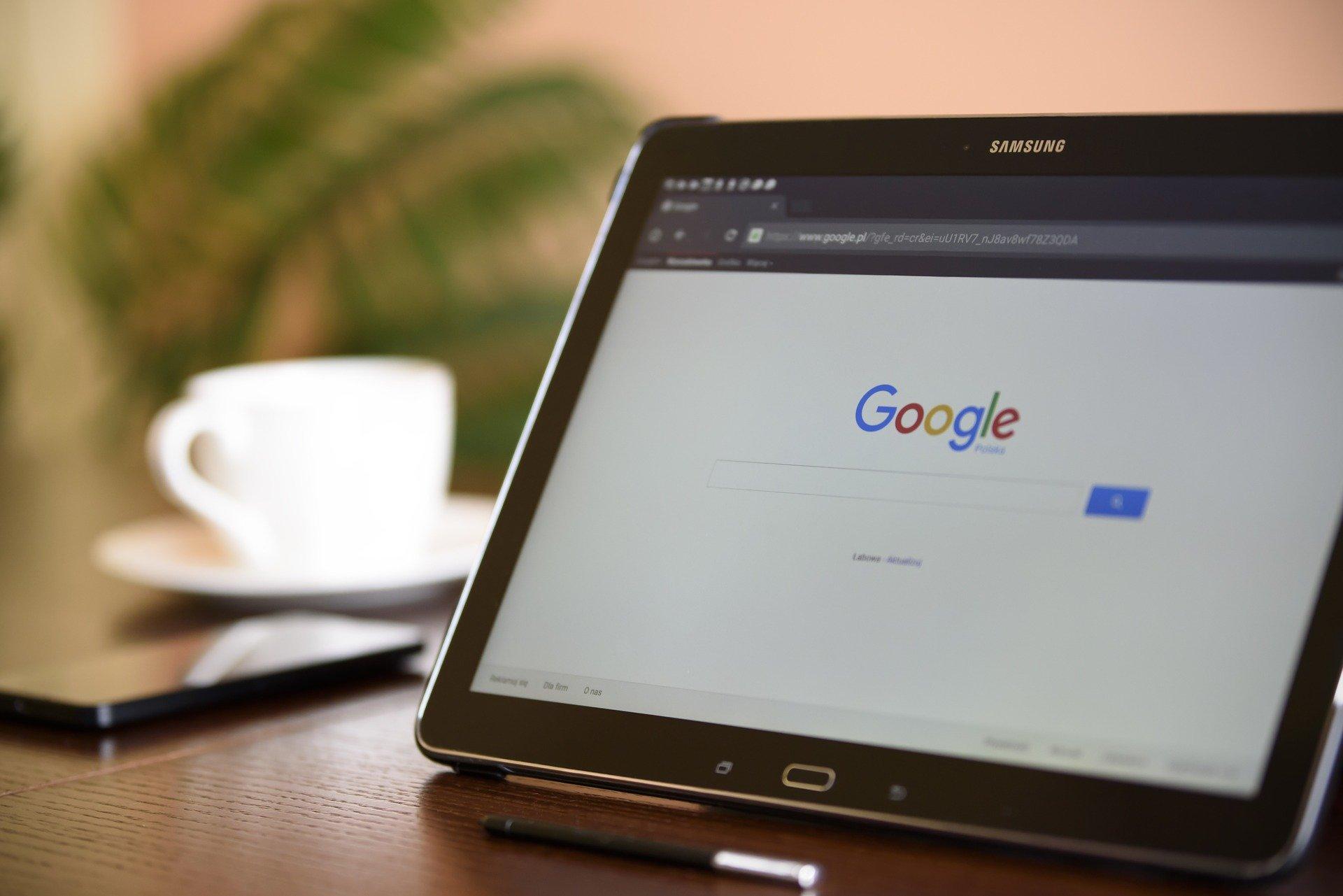 Kunden gewinnen über Google